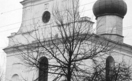 Католический монастырь ксендзов-бернардинцев. Варваринская ц...