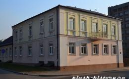 Здание бывшей школы (ул.Кирова,22)