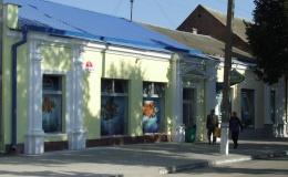 Магазин Мордуха и Бера (ул.Ленина,9)
