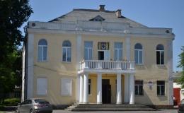 Здание Пинской епархии (ул.Первомайская,15)