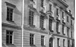 Здание Польского банка. (ул. Заслонова, 17)
