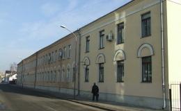 Здание онкологической больницы (ул.Советская,42)