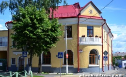 Здание Детской музыкальной школы (ул.Заслонова, 8)