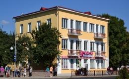 Здание бывшего радиоузла (ул.Завальная,39)
