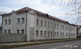 Здание бывшего приходского училища (ул.Железнодорожная,25)