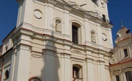 Францисканский костел (костел Успения Девы Марии) - архитект...