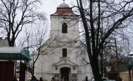 Костел Карла Баромея. Каменный старожил Пинска