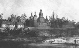 Свято-Успенский Лещинский монастырь