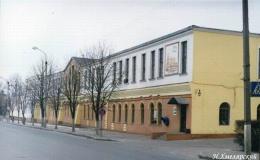 История спичечной фабрики в Пинске