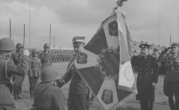 История 84-го полка полесских стрелков в Пинске