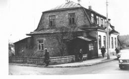 Дом, в котором родился Рышард Капустинский