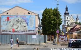 На улице Ленина восстановят снесенное здание