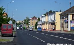 Обновленная улица Брестская стала лучше и шире