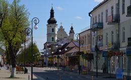 Пинск вошел в 10-ку крупных городов Беларуси
