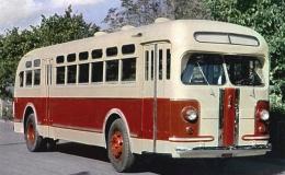 Первый городской автобусный маршрут