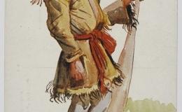 1837 год. Пинск и его окрестности