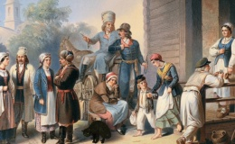 Шляхта на Пинщине. Фамилии и шляхетские роды