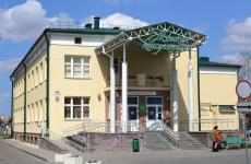 Здание бывшего роддома (ул.Завальная,13)