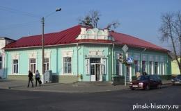 здание ул.Первомайская, 25