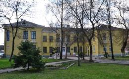 Здание филиала детской поликлиники (ул.Завальная,18)