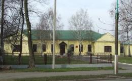 Пинская еврейская больница (ул.Завальная,9)