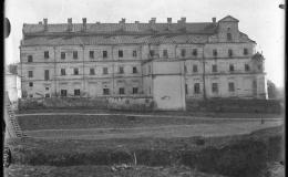 Исторический аспект Пинского Богоявленского монастыря