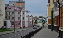 улица им.Куликова (Browarna)