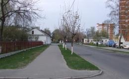 улица Завальная