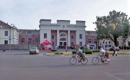 В Пинске завершилась реконструкция вокзала