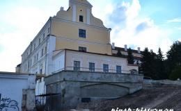 В Пинске найдены остатки храма XVI века.