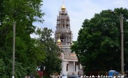 В Пинске возрождается Лещенская святыня