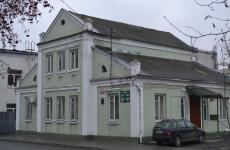 Жилой дом (ул.Горького, 36)