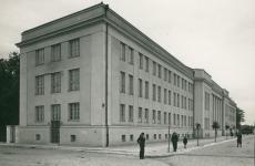 Здание бывшего Окружного суда (ул.Иркутско-Пинской дивизии,42)